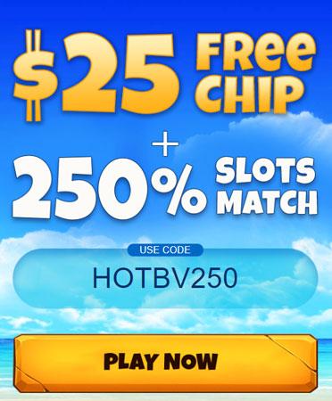 Free Chips Bonuses Banner