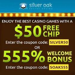 Silver Oak Banner Bonus
