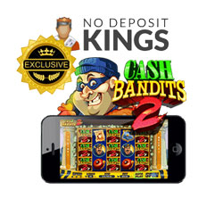 Cash Bandits 2 Banners